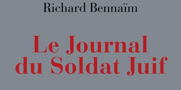 """On a lu et aimé """"Le journal du soldat juif"""" de Richard Bennaïm"""