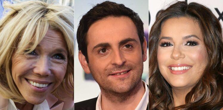 Brigitte Macron danse à l'Elysée, Camille Combal débarque dans DALS, Eva Longoria devient maman... Le meilleur et le pire de la semaine du 23 juin