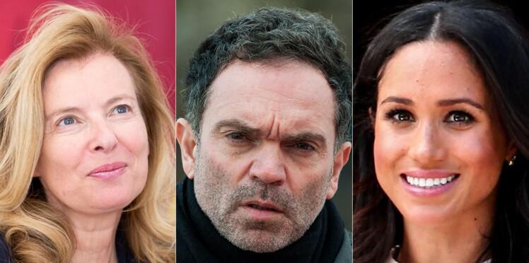 Valérie Trierweiler amoureuse, Yann Moix remplacé dans ONPC, Meghan Markle critiquée... le meilleur et le pire de la semaine du 30 juin