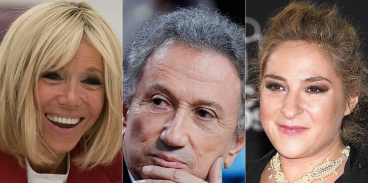 Brigitte Macron s'éclate à l'anniversaire de Line Renaud, Michel Drucker fait polémique, Marilou Berry révèle être enceinte ... le meilleur et le pire de la semaine du 7 juillet