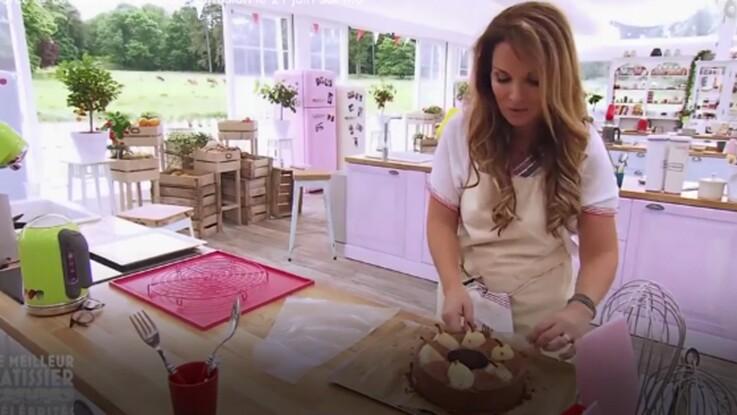 """""""Le meilleur pâtissier"""" : Hélène Ségara rate son gâteau et perd ses nerfs"""