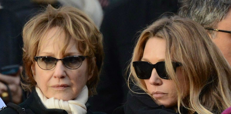 Photos - Le tendre message d'amour de Nathalie Baye à sa fille Laura Smet