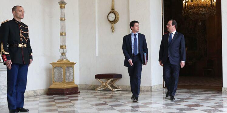 Le nouveau gouvernement Valls II