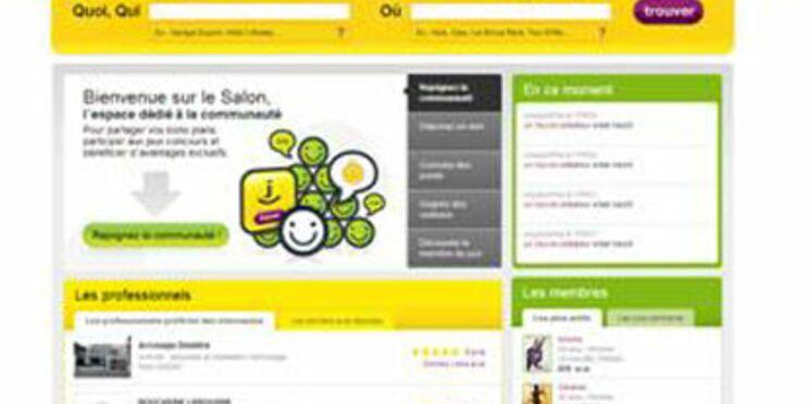 Le nouveau site PagesJaunes.fr est arrivé