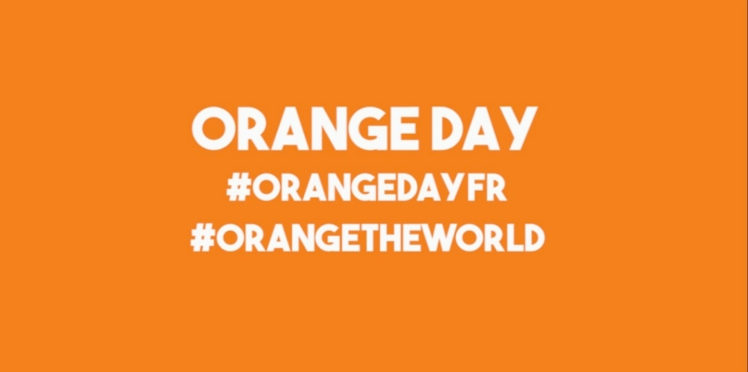 VIDÉO - Le orange pour lutter contre les violences faites aux femmes