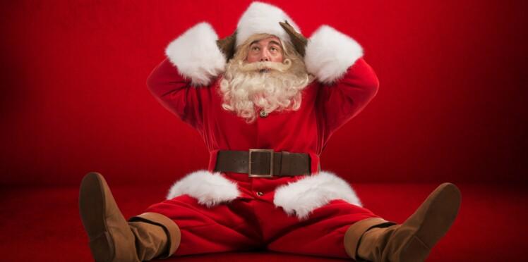 Le Père Noël, touché par la crise