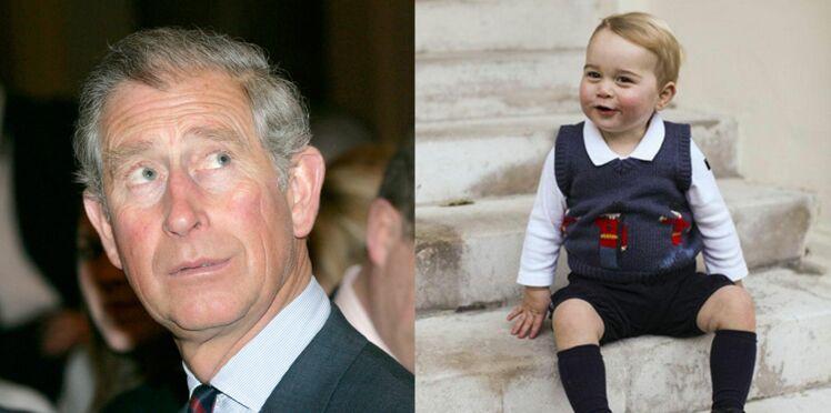 Le Prince Charles privé de son petit-fils George par la famille de Kate ?