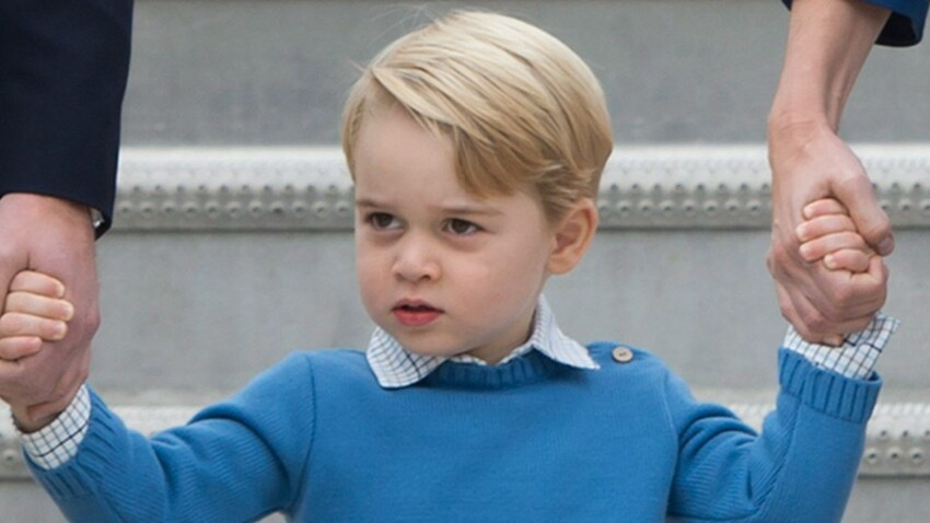 Le prince George a 5 ans : Elizabeth II veut le préparer à être roi