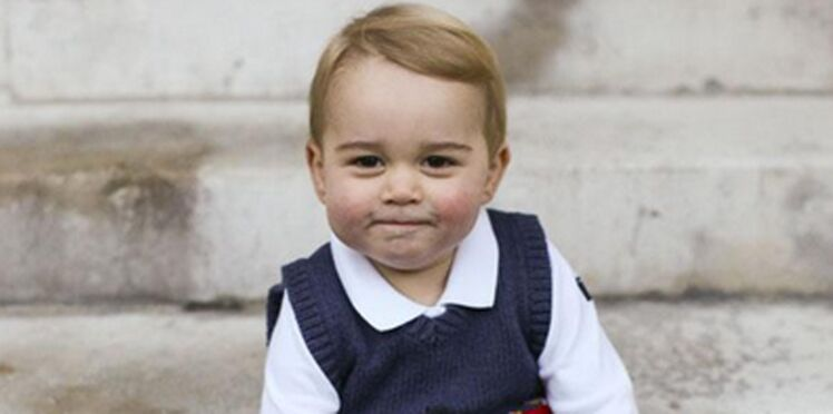 Le prince George a été très très (très) gâté pour Noël