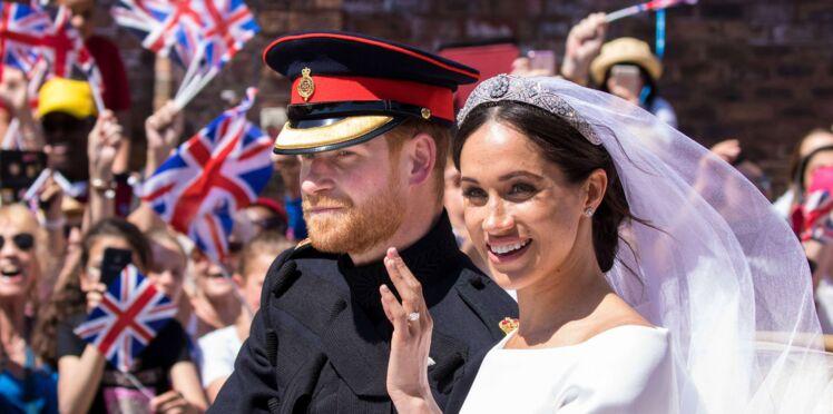 La demande de Meghan Markle que le prince Harry a refusée pour leur mariage