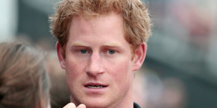 Le prince Harry impliqué dans un grave accident de la route
