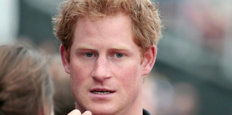 Le prince Harry impliqué dans un grave accident de la route