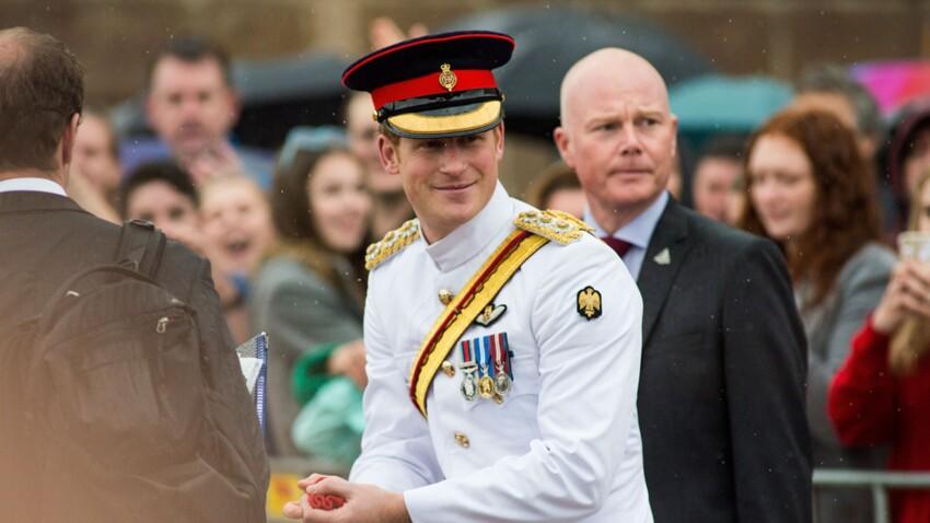 Le prince Harry : non aux selfies, oui aux roux !