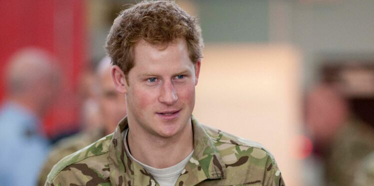 Le prince Harry prend sa retraite