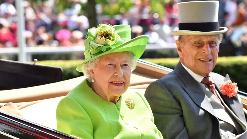 Elizabeth II : son mari le prince Philip hospitalisé d'urgence