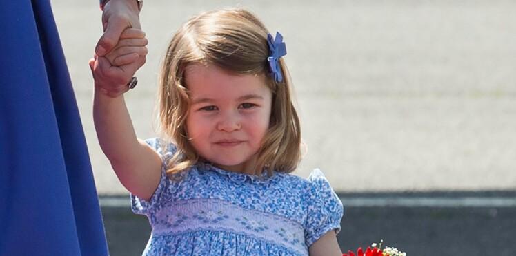 """Le Prince William persuadé que sa fille Charlotte causera """"des problèmes"""" plus tard"""