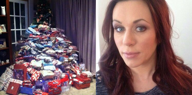 Cette maman se vante d'offrir 300 cadeaux de Noël à ses enfants