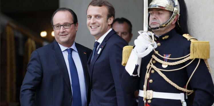 Le ton monte entre Emmanuel Macron et François Hollande