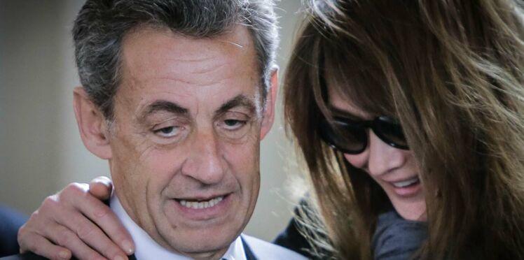 Carla Bruni adresse un message touchant à Nicolas Sarkozy, mis en examen
