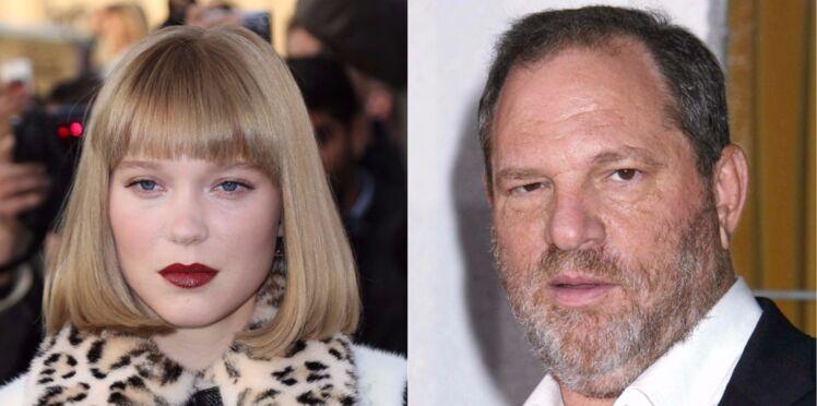 Léa Seydoux révèle avoir été elle aussi agressée sexuellement par Harvey Weinstein