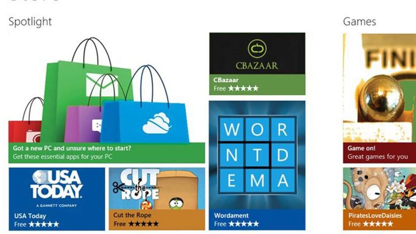 Les 5 grandes révolutions de Windows 8