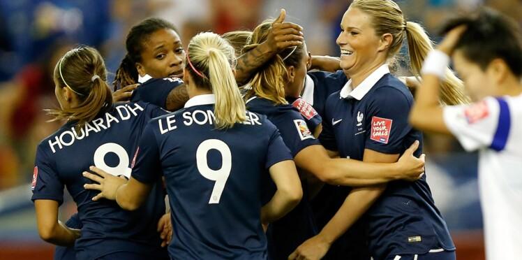 Football féminin : les bleues qualifiées pour les JO 2016
