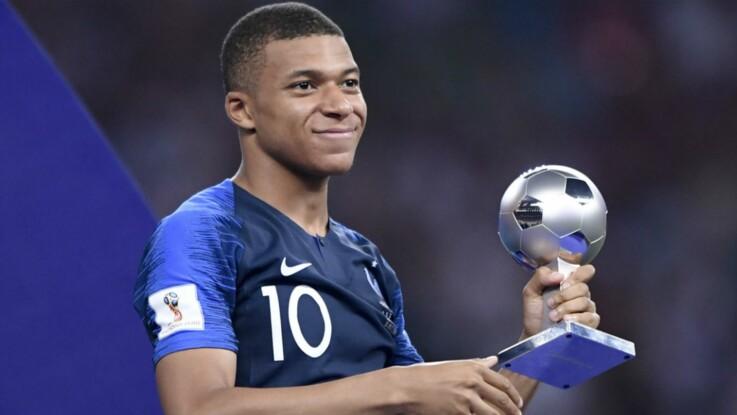 Les Bleus Champions Du Monde Kylian Mbappé Est Il En