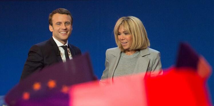 Brigitte Macron: les copines de sa fille craquaient pour Emmanuel Macron