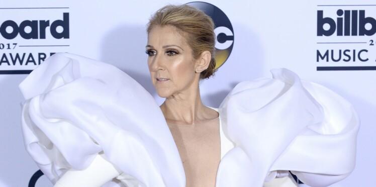 (Photos) Céline Dion: ses cuissardes, très très particulières, créent le débat
