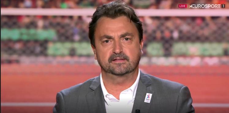 """Vidéo : Henri Leconte s'excuse d'avoir ri de """"l'agression sexuelle"""" de Maxime Hamou sur une journaliste"""
