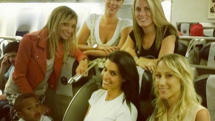 Photos : les femmes des Bleus débarquent au Brésil