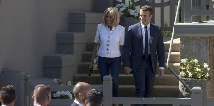 Les habitudes du couple Macron au Touquet