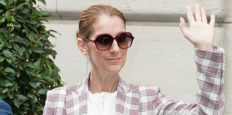Photo - Les jumeaux de Céline Dion ont du style dans leurs t-shirts Karl Lagerfeld