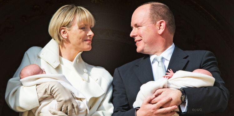 Monaco : on a des nouvelles des jumeaux Gabriella et Jacques !