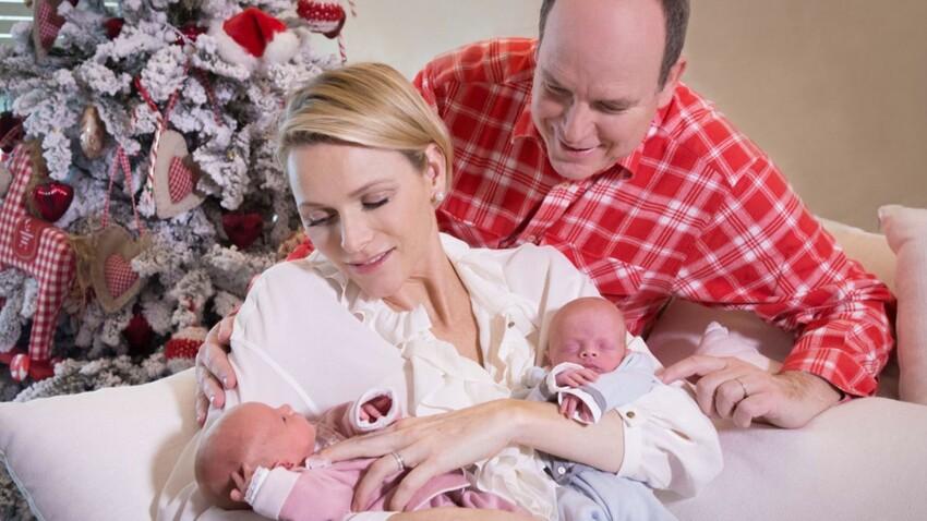 Charlène et Albert de Monaco : les premières photos des bébés princiers dévoilées !