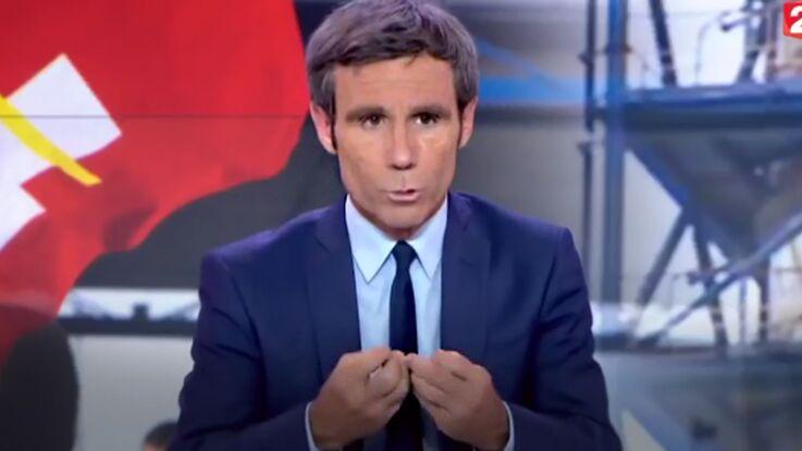 Vidéo - David Pujadas, un journaliste au sang chaud : ses plus gros coups de gueule