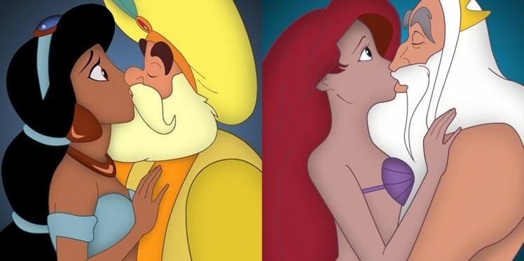 Les princesses Disney abusées : la campagne choc contre le viol