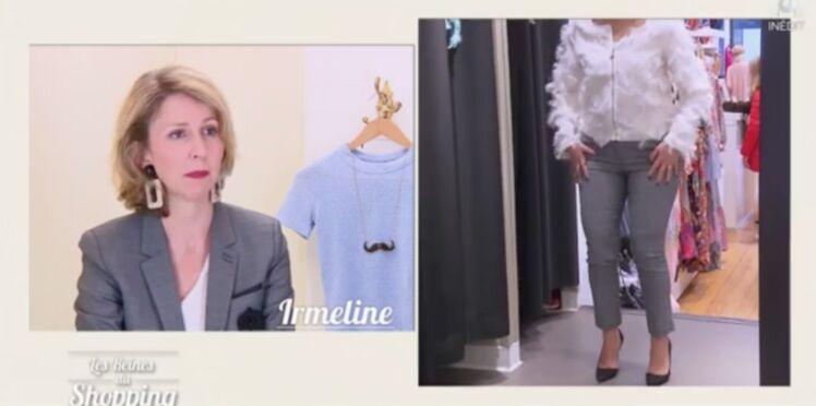 Les Reines du shopping : une candidate tacle sa rivale sur son poids