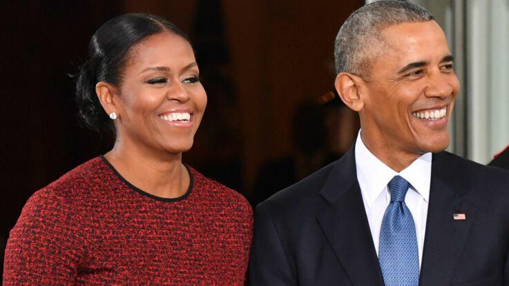 La curieuse lettre de Barack et Michelle Obama au petit ami de leur fille Malia