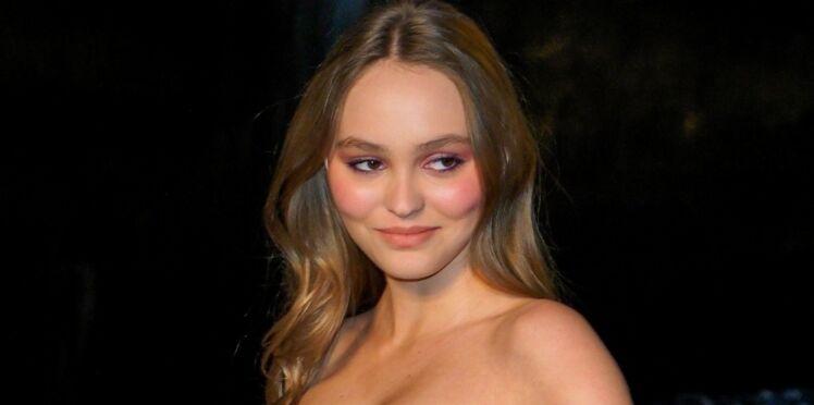 Lily-Rose Depp amie avec la fille d'un célèbre acteur