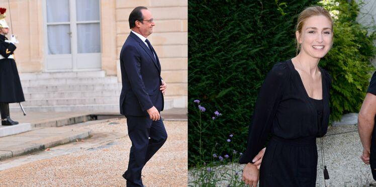 Révélations sur le couple François Hollande et Julie Gayet