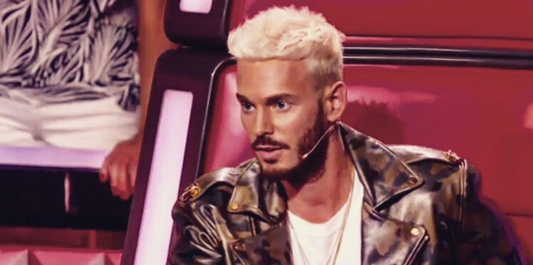 M. Pokora officialise son départ de The Voice et en donne la raison