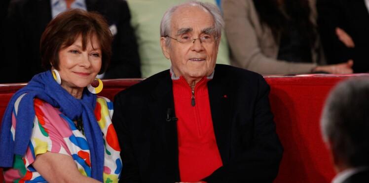 Entre Macha Méril et Michel Legrand c'est toujours torride !