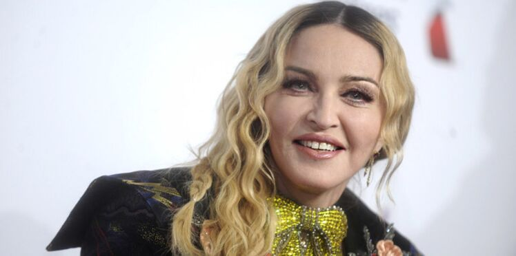 Madonna publie une vidéo de ses jumelles adoptées