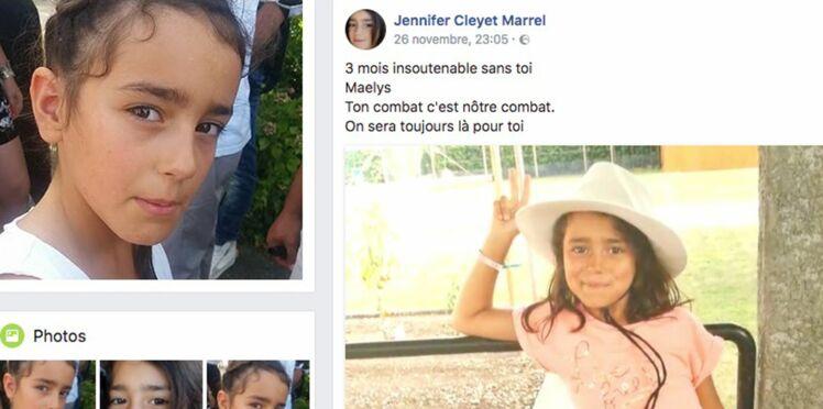 Maelys : le déchirant message de sa mère sur Facebook