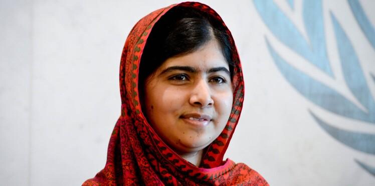 A 17 ans, la jeune Pakistanaise Malala obtient le Prix Nobel de la Paix