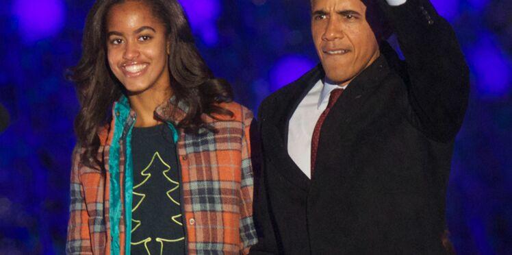 La fille d'Obama fait ses premiers pas au cinéma