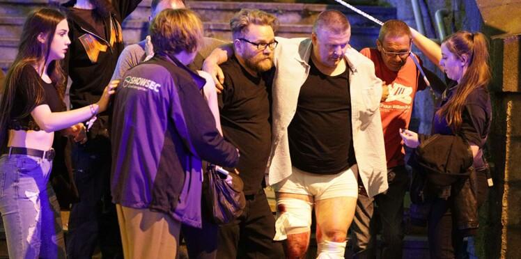 Manchester : au moins 22 morts et des dizaines de blessés suite à une explosion au concert d'Ariana Grande