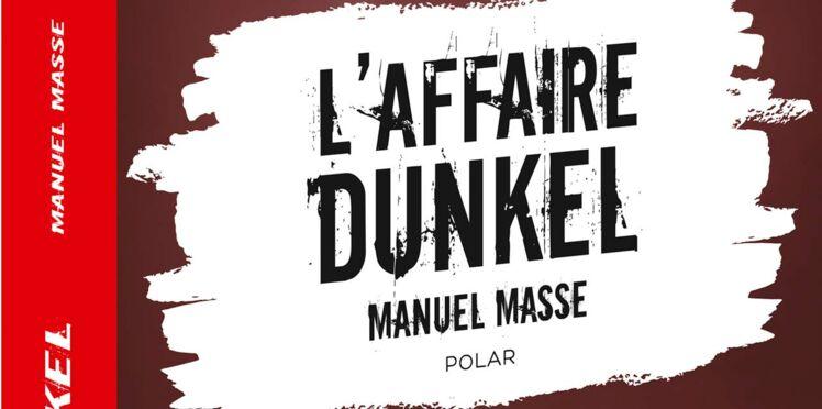 """Manuel Masse: Prix du Polar 2018 de Femme Actuelle pour """"L'affaire Dunkel"""""""