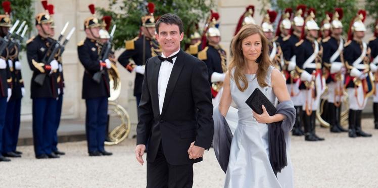 Photos - Manuel Valls et Anne Gravoin se séparent après 12 ans de vie commune